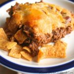 Easy, 30 minute meal Frito Pie