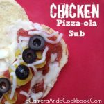 Chicken Pizza-ola Sub