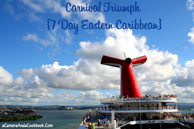 Read about a 7 Day Eastern Caribbean Cruise abroad the Carnival Triumph. So much fun!