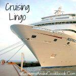 Cruising Lingo