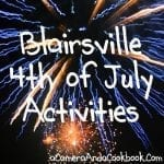 4th of July Activities near Blairsville, GA