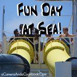 Fun Day at Sea