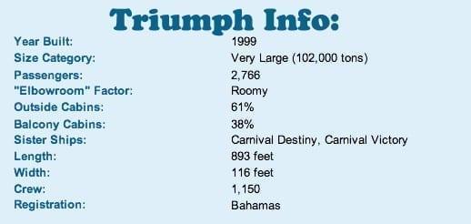 Carnival_Triumph_Info
