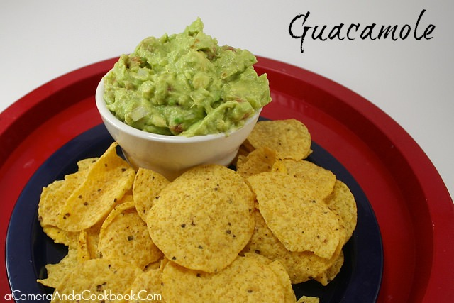 Most people either love or hate Guacamole. This an easy recipe for delicious Guacamole dip.