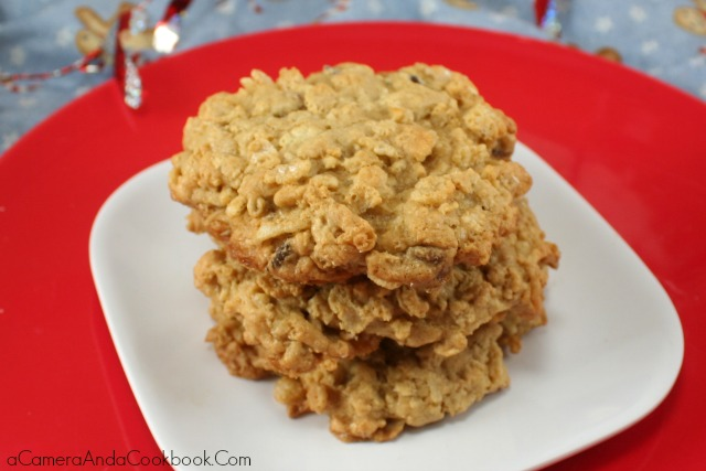 Ever heard of Ranger Cookies? These cookies have a little bit of everything. Coconut, Chocolate, and Rice Crispies make for a to die for cookie!