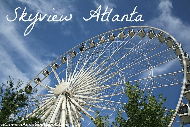 Skyview Atlanta {Staycation 2014}