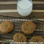 Chocolate Chip Cookies - Great to make ahead for this busy holiday season.