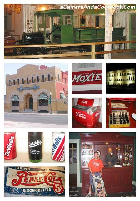 Dr. Pepper Museum:Waco, TX