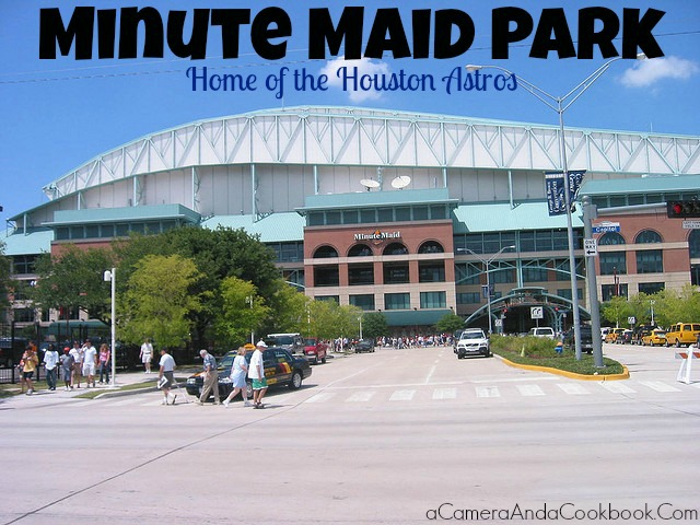 Minute Maid Park {Houston, TX}