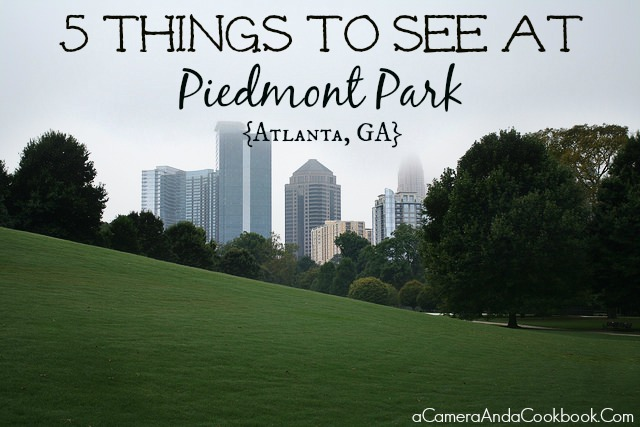 5 Things to See at Piedmont Park Atlanta, GA