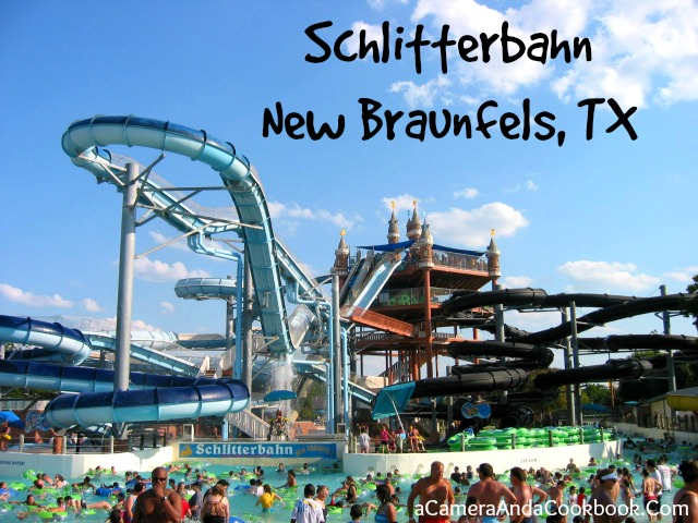 Schlitterbahn in New Braunfels, TX