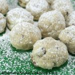 Snowballs made with Browned Butter