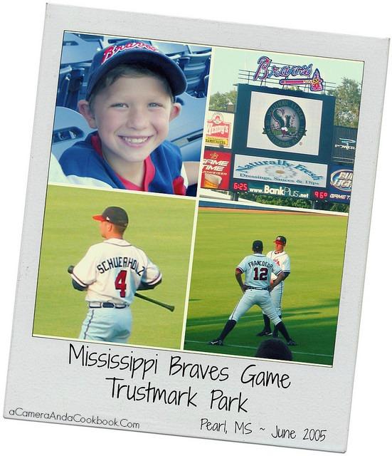 Mississippi Braves At Trustmark Park