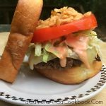 Steakhouse Burger {Copycat Recipe from McDonald's}