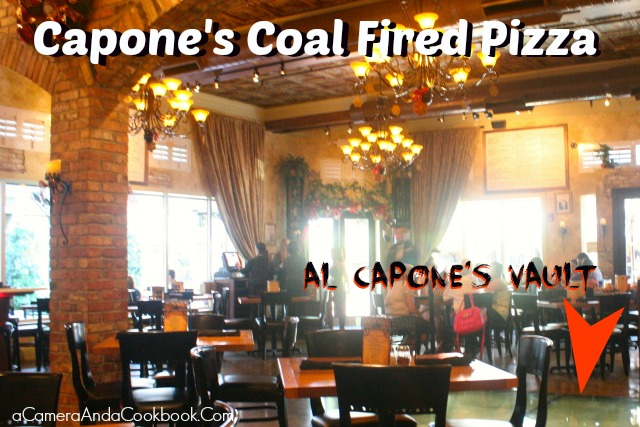 Capone's Coal Fired Pizza {Fort Myers, FL}