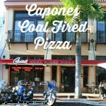 Next time you're in Fort Myers and looking for a unique place to eat, I highly recommend Capone's Coal Fired Pizza.