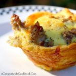 Mini Breakfast Pies