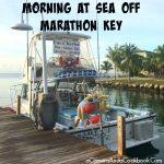 Morning at Sea near Marathon Key