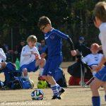 Auburn Thunder Soccer