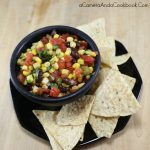 Southwestern Salsa - so easy and refreshing!