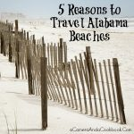 5 Reasons to Travel Alabama Beaches #StayAlBeaches
