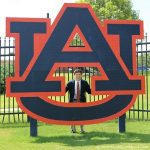 Exciting News - Accepted to Auburn University