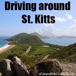 Driving Around St. Kitts