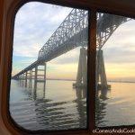 Disembarkation in Baltimore