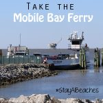 Take the Mobile Bay Ferry