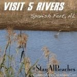 Visit 5 Rivers #StayAlBeaches