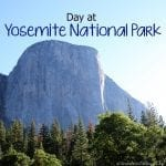 West Coast Trip - Day 2 - Yosemite Day