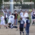 Trombones vs. Trumpets 2017