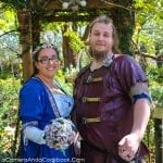 Medieval Fantasy Themed Wedding
