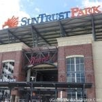 Visit to the New Braves Stadium SunTrust Park