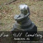 Pine Hill Cemetery Auburn, AL