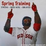 Spring Training Trip :: Twins ~ Red Sox ~ Braves