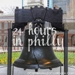 24 hours in Philly