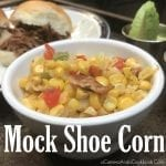 Mock Shoe Corn