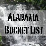 Alabama Bucket List