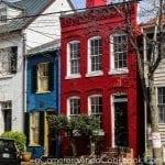 Morning in Old Town Alexandria, VA
