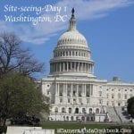 Site-Seeing Washington, DC