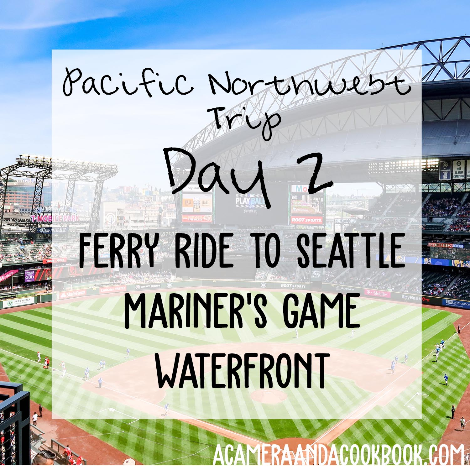 Pacific NW Trip: Day 2