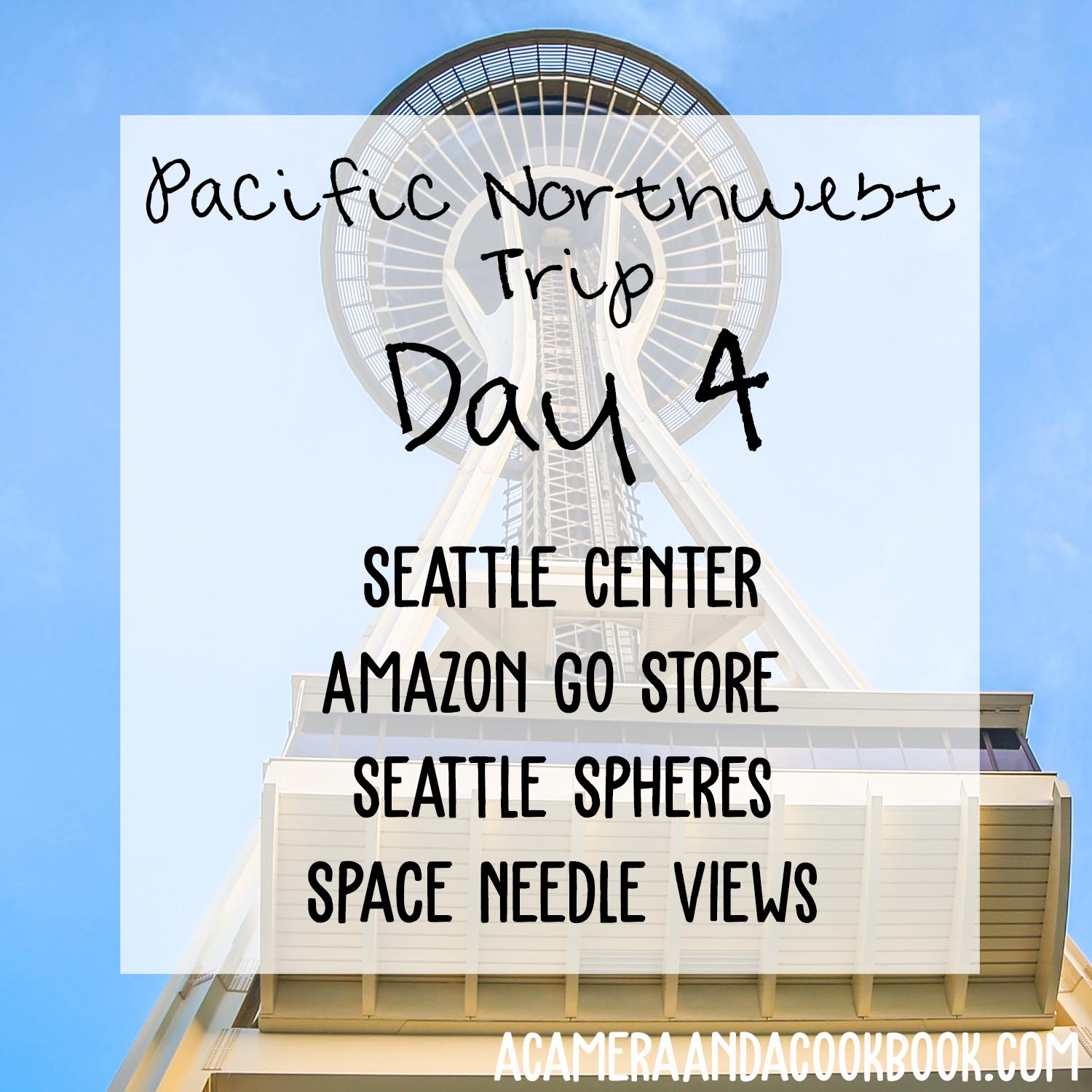 Pacific NW Trip: Day 4