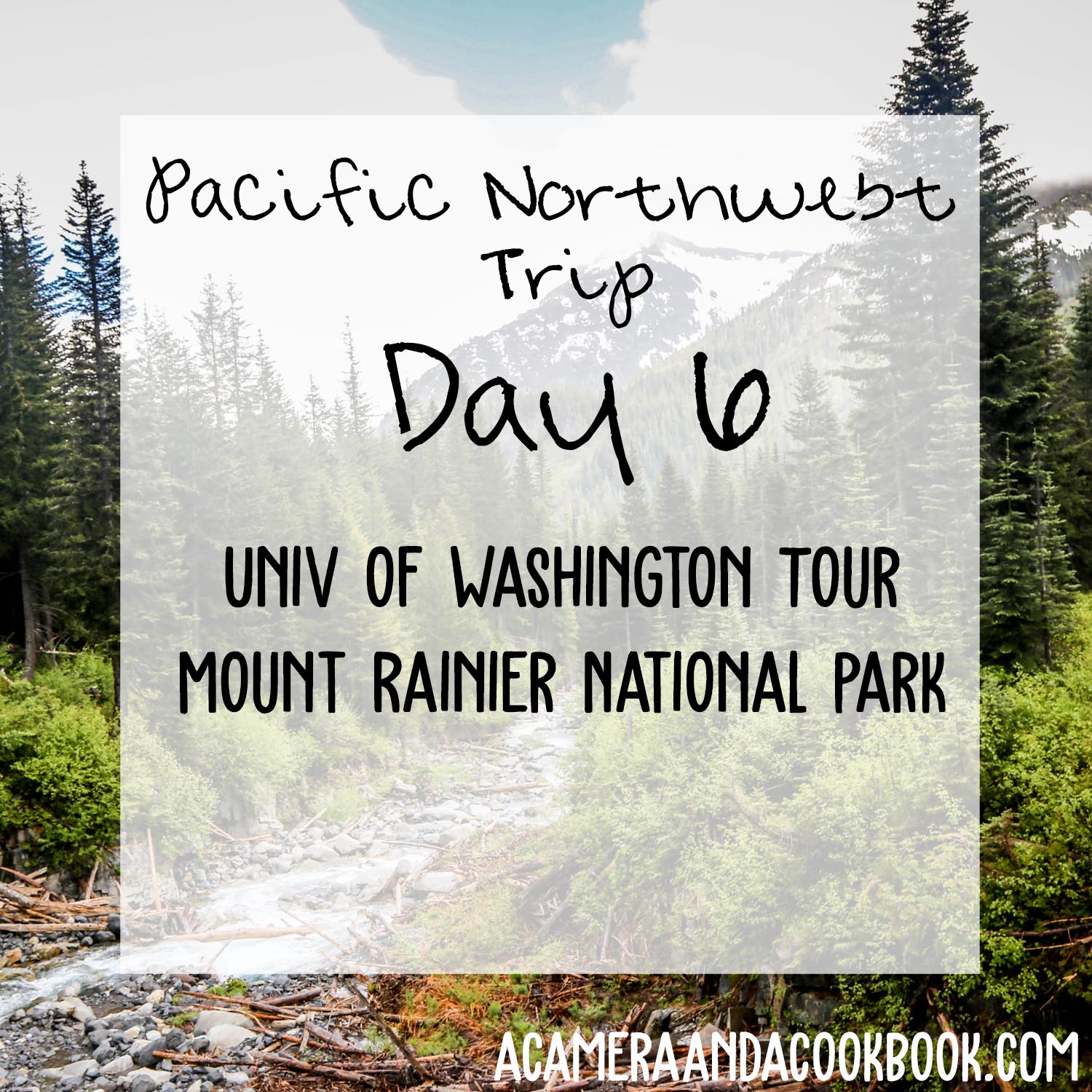 Pacific NW Trip: Day 6
