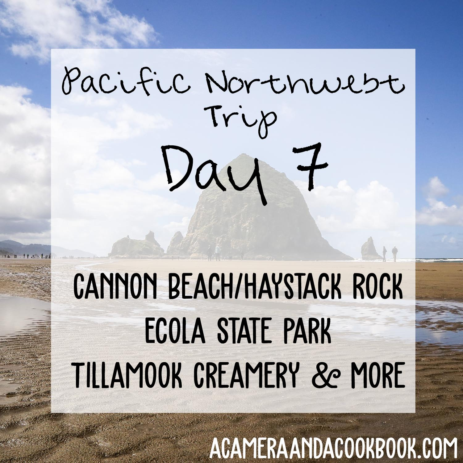 Pacific NW Trip: Day 7