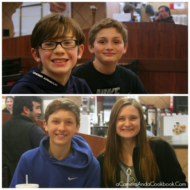 Alex's 11th Birthday