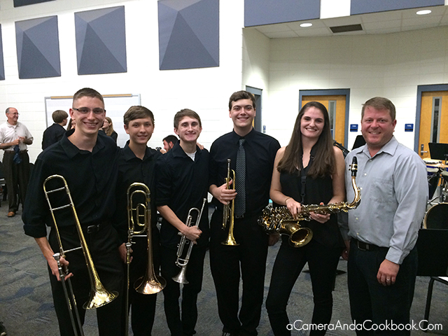 Jazz Band Concert - 2016