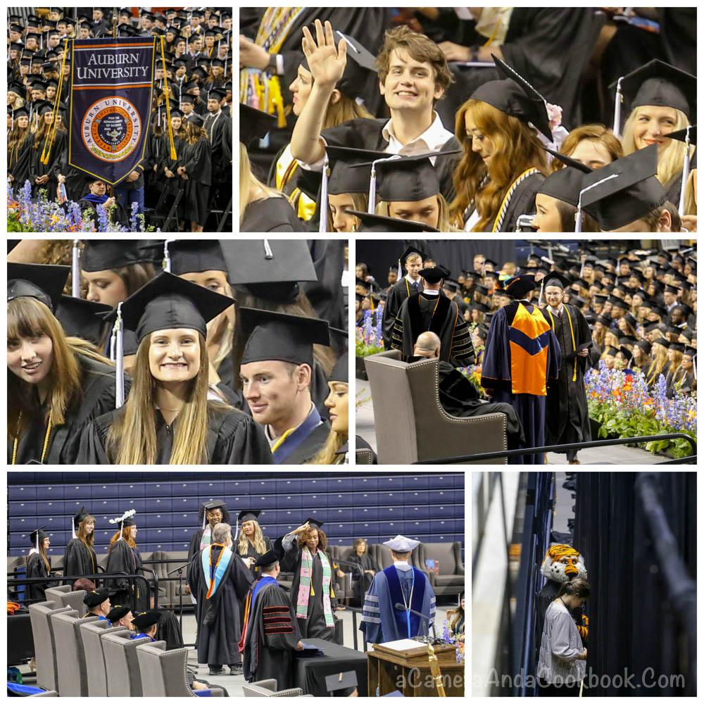 Caitlyn's Graduation Weekend