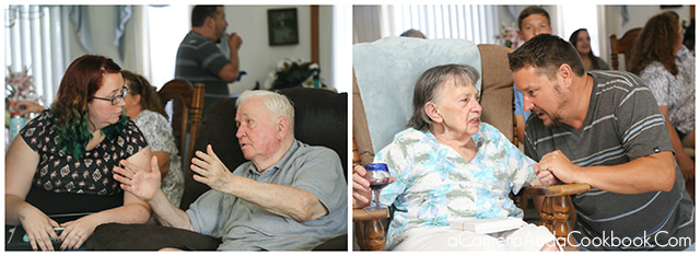 Celebrating Married 70 years!