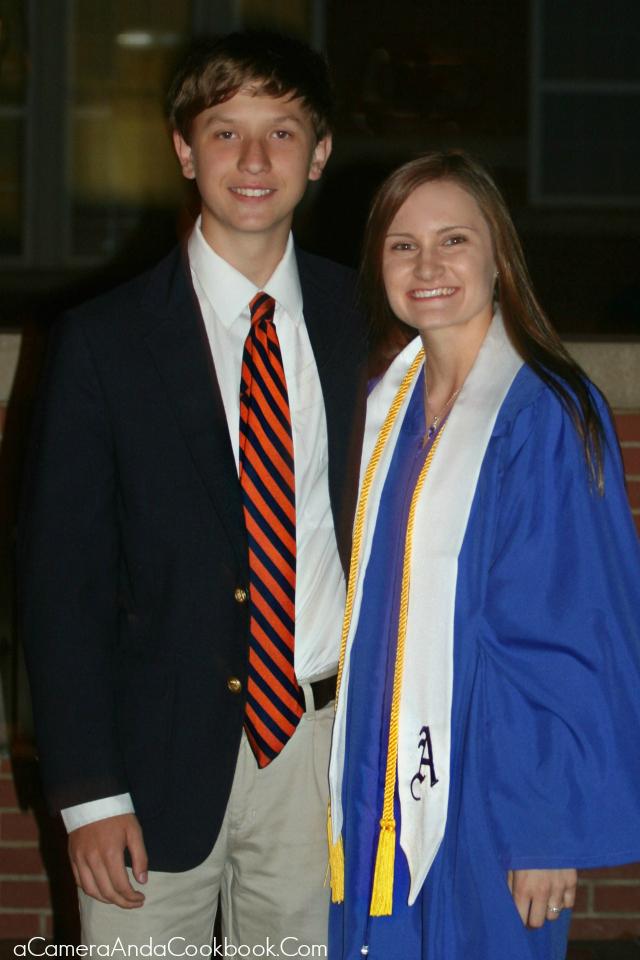 Caitlyn is a Graduate!